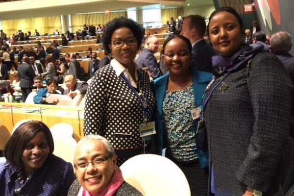First Lady Margaret Kenyatta surprises Kenyans again. See what she did to ANNE WAIGURU