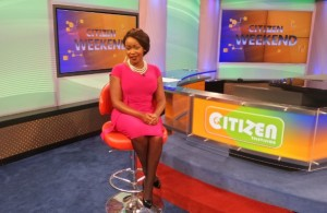 Vituko tupu! See what Citizen TV's TERRY-ANNE CHEBET did in the newsroom while drunk
