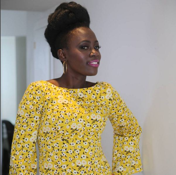 VIDEO: AKOTHEE is never short of controversy. This happened between her and Diamond Platinumz after they shot the Give it to me Video