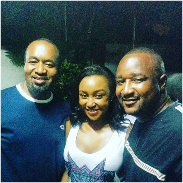 Betty Kyallo is spotted with Mombasa Governor Ali Hassan Joho