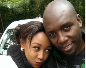 Betty Kyallo sister Mercy confirm Betty Kyallo divorced Dennis Okari
