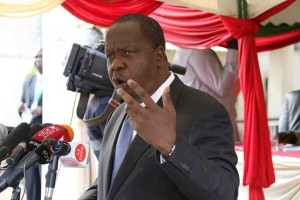 Education CS Fred Matiang'i response to KCSE exam results cancellation