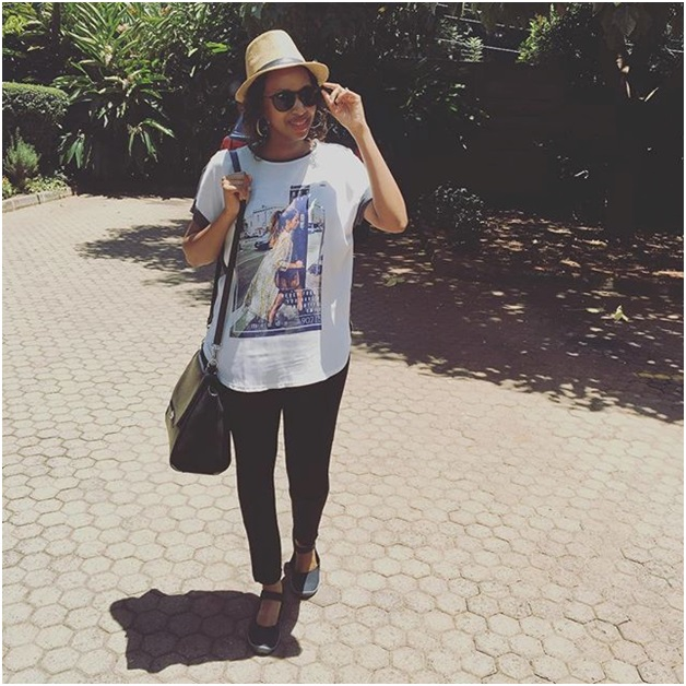 Mapenzi tamu! What JANET MBUGUA's husband did for her will make you jealous