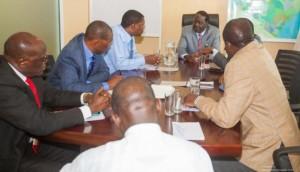Raila Odinga and Kalonzo Musyoka agree to attend Wetangula's Presidential