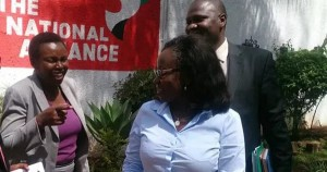 WHY TNA nominated Senator Joy Gwendo beat her PA