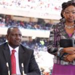 William Ruto's wife Rachael Ruto has been denied US visa