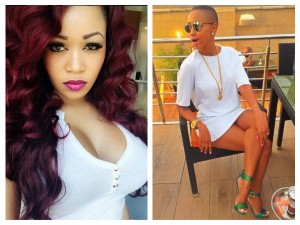 Huddah Monroe Threatens to Kill Vera Sidika