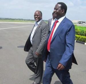Why Raila Odinga Skipped Wetangula Presidential bid Launch at Muliro Gardens Kakamega