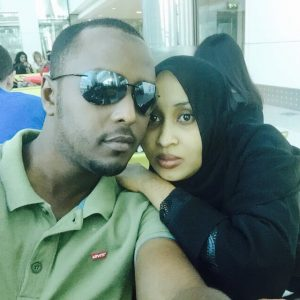 Who is hussein mohammed dating of citizen tv