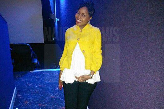NTV's Jane Ngoiri pregnant With First Child