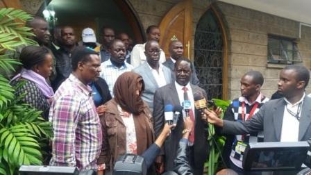 Raila Odinga reveals who killed Jacob Juma and motive behind the murder