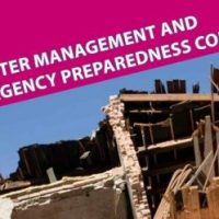 Schools, Colleges & Universities offering Certificate Higher Diploma and Diploma in Disaster Management and Preparedness, Mitigation, Prevention, Recovery, Response in Kenya, Intake, Application, Admission, Registration, Contacts, School Fees, Jobs, Vacancies