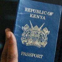 Kenyan Passport Application online - eCitizen Portal Login How to apply