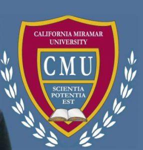 California Miramar University Kenya - Student Portal Login, Online Courses, CMU Website, www.calmu.ac.ke, eLearning, Certificate, Diploma, Degree, Masters PhD, Fee Structure, Bank Account Contacts