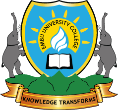 University of Embu Courses offered Certificate, Diploma, Undergraduate Programmes, Degree, Masters, PhD, Postgraduate, Doctor of Philosophy