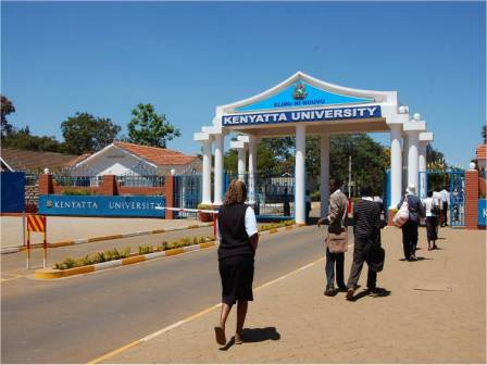 Kenyatta University Student Login Portal