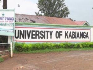 University of Kabianga Contacts, Fee Structure, Bank Account, Location, Address, Graduation, Opening Date, Timetable, KUCCPS Admission Letters Download, Registration, Application Form Download