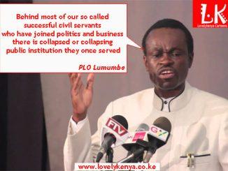 PLO Lumumba Quotes