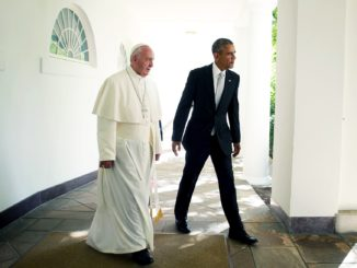 BARRACK OBAMA and POPE may have asked UHURU to attend UN session in New York
