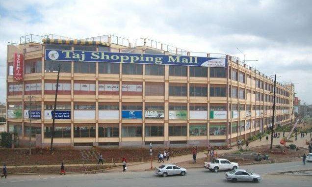 Taj Mall - TAJ Shopping Mall, Embakasi, Outer Ring Road, Construction, Pipeline, Chinese, demolished, billions, shillings, Court case, dismissed