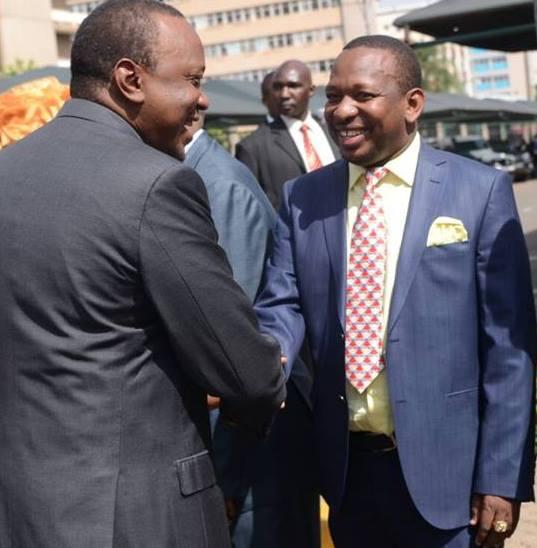 Video of Mike Sonko saying ODM MP's who heckled Uhuru Kenyatta should be circumcised