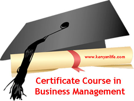 Colleges, Schools and Universities offering Certificate Course Business Management, Nairobi County, Nakuru, Mombasa, Kisumu, Nyeri, Embu, Meru, Garissa, Kisii, Eldoret, Thika, Kiambu, Muranga,
