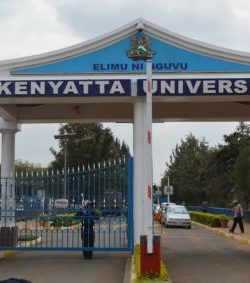 Kenyatta University Courses - Architecture, Public Health, Hospitality & Tourism, Medicine, Engineering and Technology, Economics, Business, Education, Law