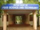 Best Colleges offering Food Science and Technology Diploma & Certificate