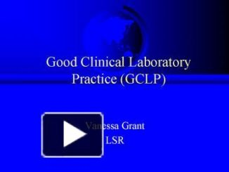 Certificate & Diploma in Good Clinical Laboratory Practice (GCLP) in Kenya