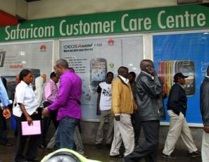 Safaricom Customer Care Desk Location