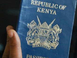Kenyan Passport Application