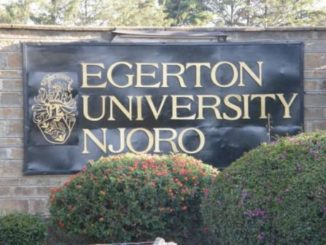 Egerton University Student Portal Login
