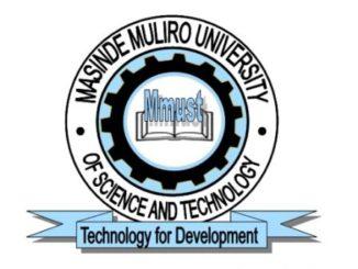 Masinde Muliro University of Science and Technology Degree Courses
