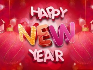 Happy New Year Day