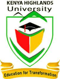 Kenya Highlands Evangelical University Admission Requirements, Intake, Registration, Application Forms Download, Contacts, Location, Address, Graduation, Opening Date, Timetable, Fee Structure, Bank Account, KUCCPS Admission List, Letters Download, Courses Offered, Degree Courses, Diploma Courses, Postgraduate Diploma, Masters Programmes