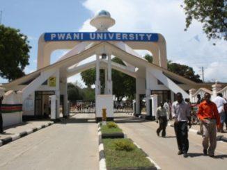 Pwani University Student Portal login
