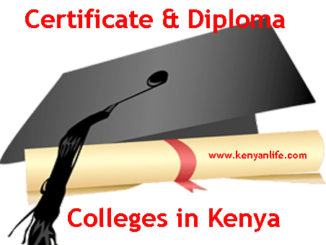 Colleges in Kenya, Courses Offered, Application Forms Download, Intake Registration, Fee Structure, Bank Account, Mpesa Paybill, Telephone Mobile Number, Admission Requirements, Diploma Courses, Certificate Courses, Postgraduate Diploma, Higher National Diploma HND, Advanced Diploma, Contacts, Location, Email Address, Website www.kenyanlife.com, Graduation, Opening Date, Timetable, Accommodation, Hostel Room Booking