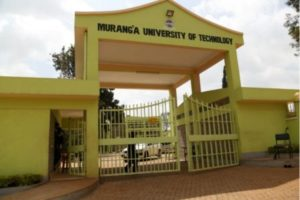 Muranga University of Technology