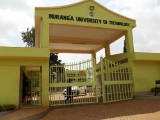Muranga University of Technology