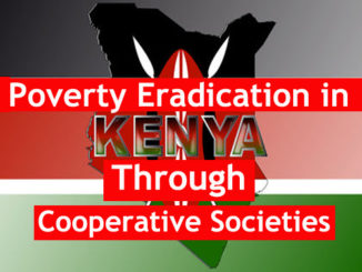 Major Role of our Leaders and Politicians in Poverty Eradication in Kenya. Poverty Eradication in Kenya can be spearheaded by the President, County Governors, Politicians, Leaders, Media, Pundits, Opinion makers as explained here