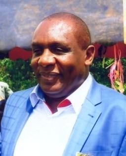 Ernest Ogesi Kivai