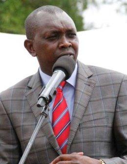 Oscar Kipchumba Sudi