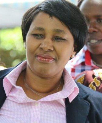 Ruth W. Mwaniki