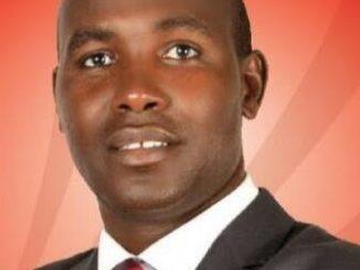 Steve Ltumbesi Lelegwe Samburu County Senator